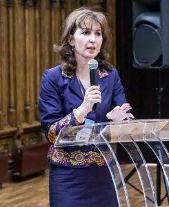 Cristina Gavrilovici
